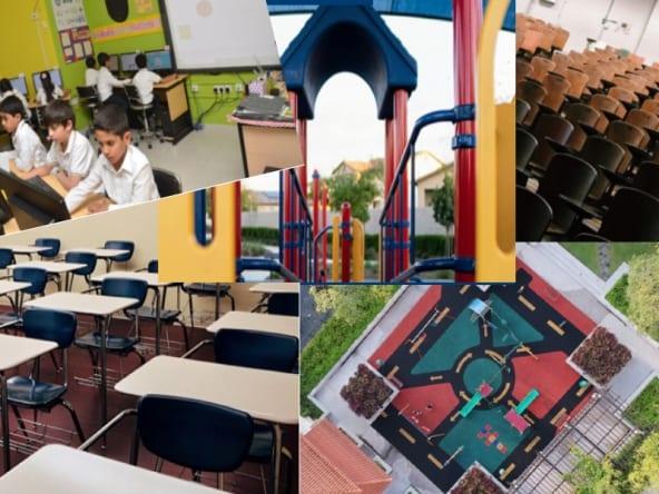 Awfaz School in Qatar