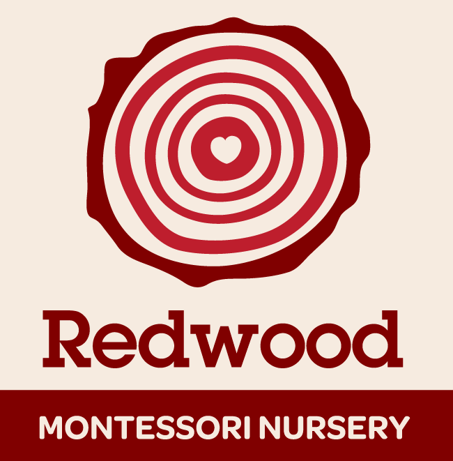 Redwood Montessori Nursery in Qatar Logo - Dafna